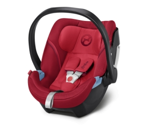 CYBEX Fotelik 0-13kg ATON 5 Rebel Red