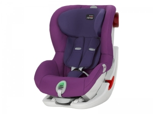 Britax Romer KING II ATS kolor Mineral Purple