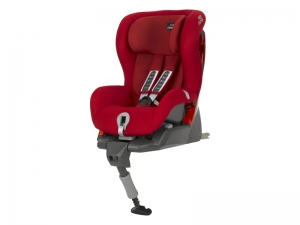 Britax Romer SAFEFIX PLUS kolor Flame Red